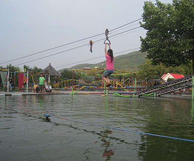 水上竞赛项目